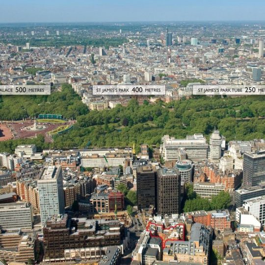 Gateway Gardens Apartments: Westminster Palace Gardens